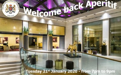 Kick off the new year with the Chamber Community – Come to the Welcome Back Aperitif 21 Jan.