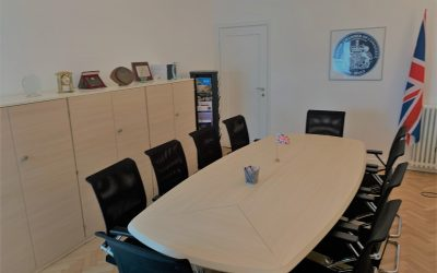 Thank you to Barclays for upgrading our office!