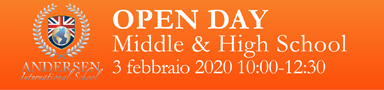 Open day Andersen International School