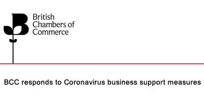 BCC responds to Coronavirus business support measures