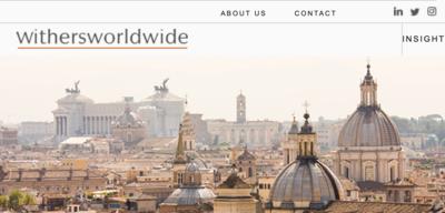 Withers Studio Legale : Decreto liquidità – Approfondimento 1, Finanza per le imprese