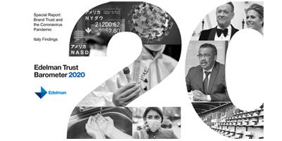 Edelman: Trust Barometer Special Report – Brand Trust and the Coronavirus Pandemic