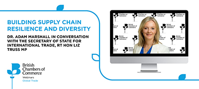 BCC : Building Supply Chain Resilience and Diversity