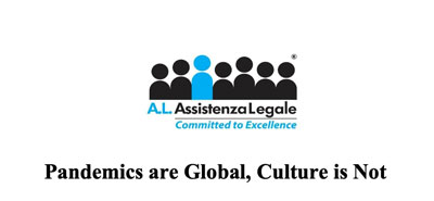 Assistenza Legale: Pandemics are Global, Culture is Not