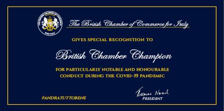 British Chamber Champions