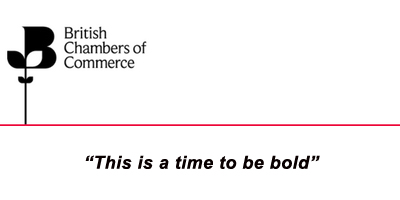 """""""This is a time to be bold"""": BCC sets out principles for safe restart of UK economy"""
