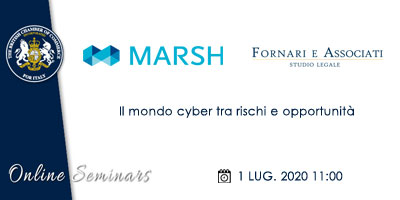 """Webinar """"Il mondo cyber tra rischi e opportunità"""" – presentation available to download"""