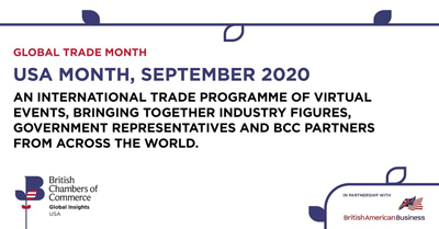 Introducing Global Trade Month – a new monthly programme of international virtual events