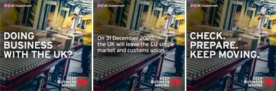 UK goes direct to EU businesses with new campaign