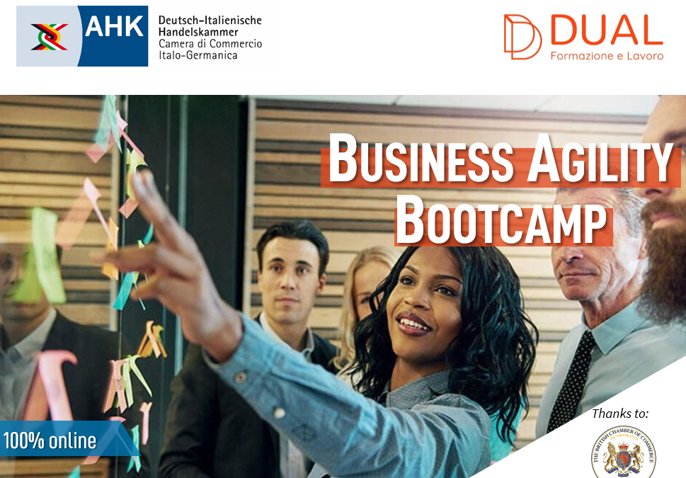 BUSINESS AGILITY BOOTCAMP- online training course