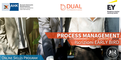 PROCESS MANAGEMENT – online training course