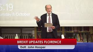 Recording available – Brexit update: Florence, 8 October 2020