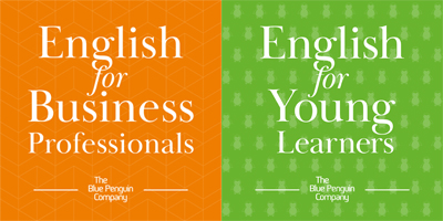 The Blue Penguin Company: English courses for business professionals and young learners