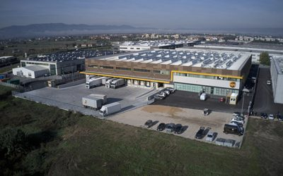 New UPS Facility In Tuscany Ready To Support Italian Export Renaissance