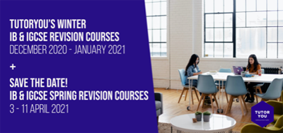 TutorYou Winter IB & IGCSE Revision Courses