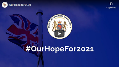 Our Hope for 2021
