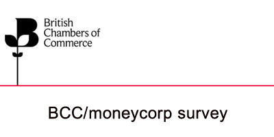 BCC/moneycorp survey: Nearly a quarter of exporters to the EU considering holding back activity in the EU