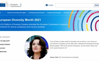 EU European Diversity Month