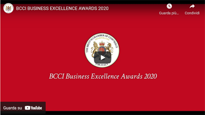 A throwback video from the BCCI Business Excellence Awards 2020