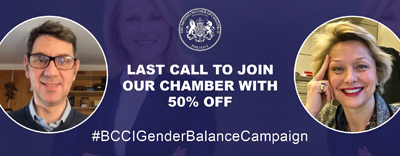 Last call to join our Chamber with 50% off