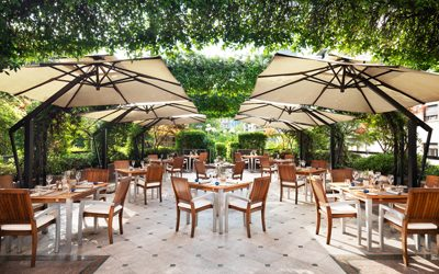 Milan open-air. Dining in the city moves outdoor