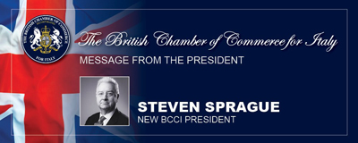 Notice to all Members: Message from BCCI President Steven Sprague – 7 July 2021