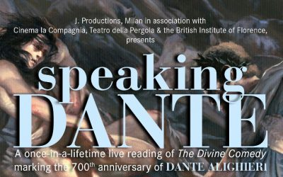 Speaking Dante Charity Project