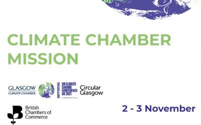 Climate Chamber Mission at Glasgow COP 26 Conference | 2nd-3rd November 2021